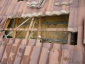 Roof Exposed